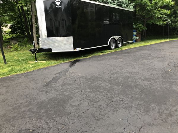 Brand New 2019 Enclose Trailer 8.5 x 20 FT