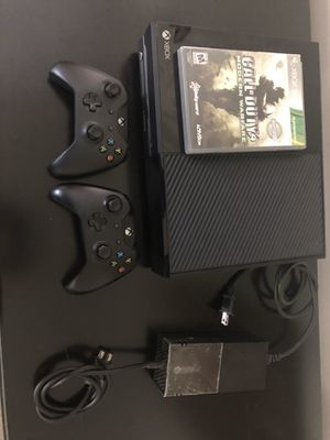 XBOX ONE PERFECT CONDITION for Sale in Silver Spring, MD