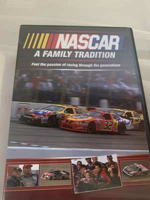 NASCAR: A Family Tradition DVD for Sale in Belleville, MI