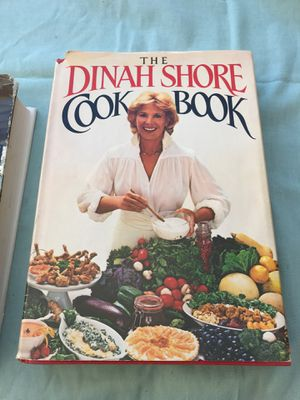 The Dinah Shore Cookbook, for Sale in Oceanside, CA