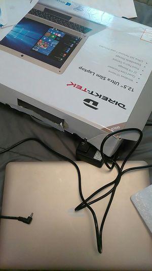 DIREKT-TEK laptop for Sale in Montgomery, AL