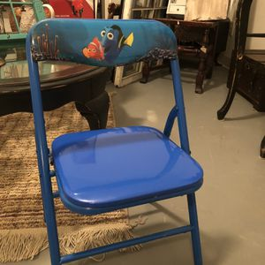 Child's Nemo Metal Chair for Sale in Douglasville, GA