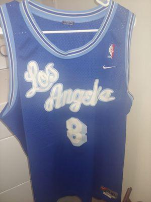 Kobe Lakers 8 throwback Xxl for Sale in Cheney, WA