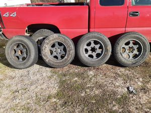 17 rim's 6 lugs for Sale in Pea Ridge, AR