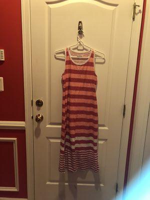Pink+White+Orange dress for Sale in Sterling, VA