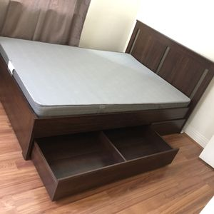 IKEA Bed Frame, Full for Sale in Long Beach, CA