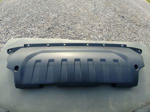 Wrangler JL/JLU air dam- splash tray for Sale in Wellsville, PA