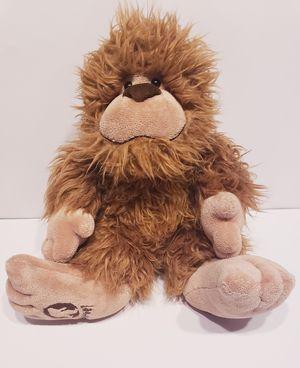 Stuffed Plush Bigfoot Sasquatch Toy Doll Animal for Sale in Surprise, AZ