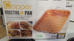 Copper roasting pan for Sale in Hollywood, FL