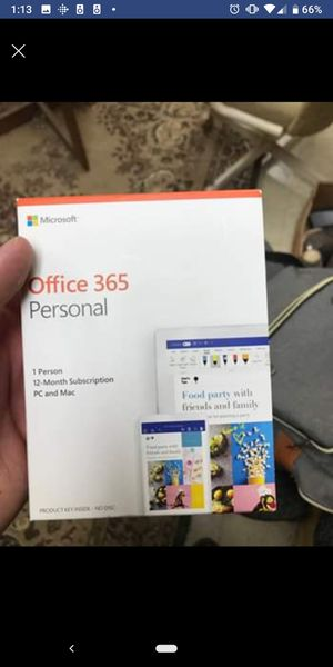Microsoft office 365 for Sale in Lewisville, NC