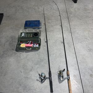 Fishing Poles, Reels, Tackle Boxes for Sale in Ridgefield, WA