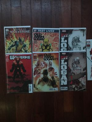 Marvel Comics Wolverine for Sale in San Pablo, CA
