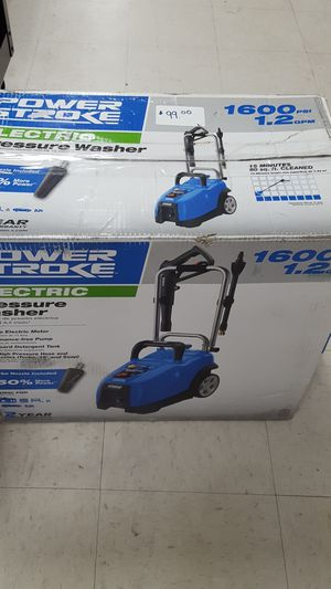 Power Stroke 1600psi Electric pressure washer for Sale in Orlando, FL