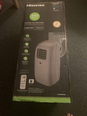 Hisense 6500 btu air conditioner for Sale in Arlington, VA