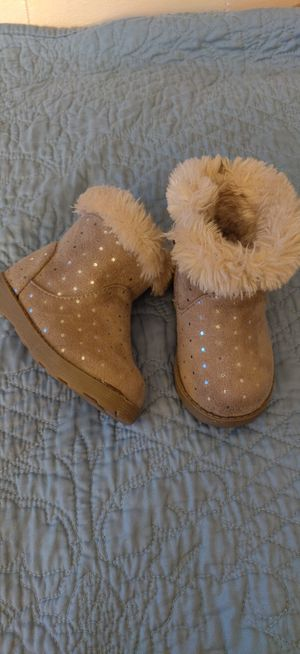 Girls size 4 toddler boots for Sale in Gresham, OR