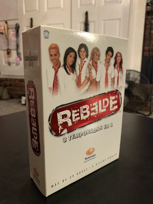 Rebelde DVD's highlight clips for Sale in South Gate, CA