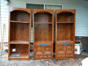 Bookshelves for Sale in Lynnwood, WA