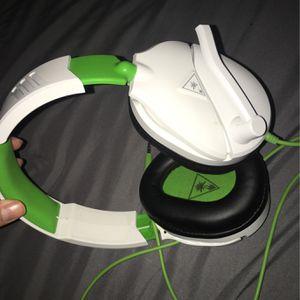 Turtle beach xbox One Headset for Sale in Glendale, AZ