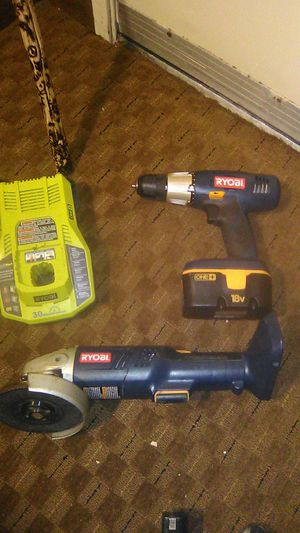 Ryobi power tools for Sale in Santa Ana, CA