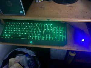 Razer blackwidow ultimate keyboard for Sale in Corona, CA