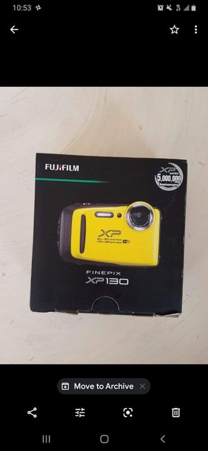 Fuji waterproof/ shockproof Digital Camera for Sale in Victorville, CA