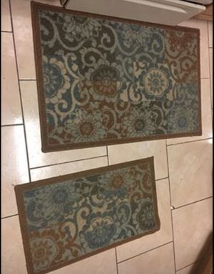 2 matching rugs for Sale in Cape Coral, FL