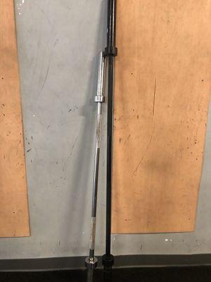 Weightlifting barbells for Sale in Pembroke Pines, FL