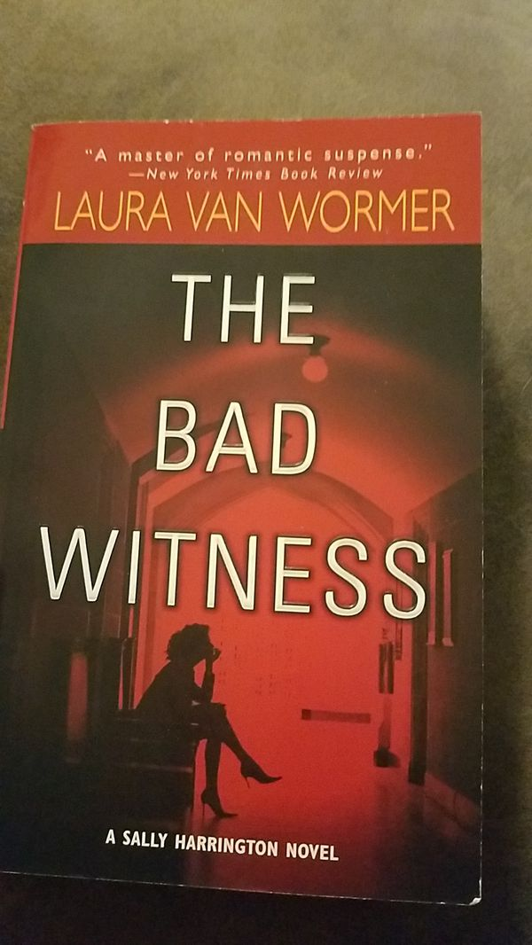 The bad witness book