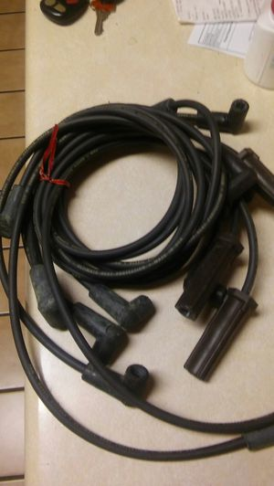 Chevy plug wires for Sale in Pfafftown, NC