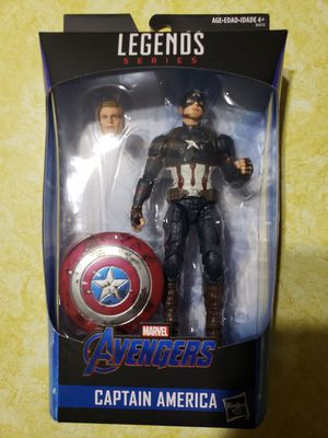 Worthy Captain America. Brand new. for Sale in North Providence, RI
