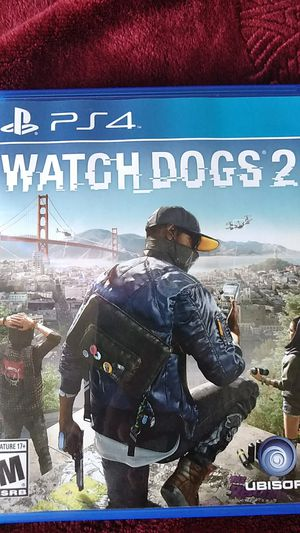 Watch dogs 2 for Sale in Grand Prairie, TX