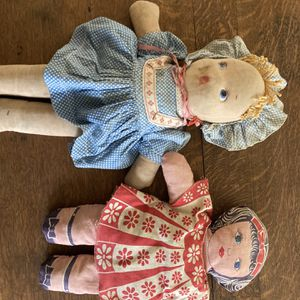 Feed Sack Doll & Rag Doll OLD for Sale in Port Orchard, WA