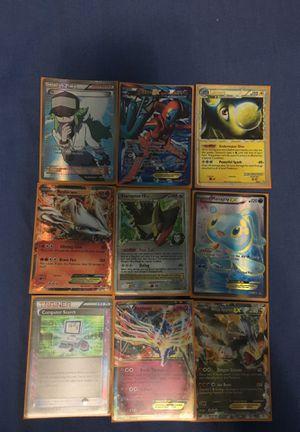 Pokémon Cards for Sale in Nokesville, VA