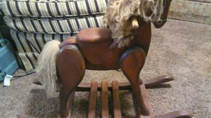 Wooden horse for Sale in Knoxville, TN