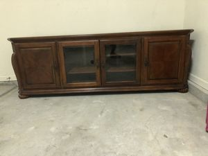 Larger entertainment center for Sale in Charlotte, NC