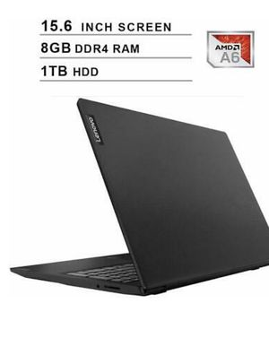 2020 Newest Lenovo 15.6 Laptop AMD A6 Dual-Core CPU 8GB RAM 1TB HDD Win 10 for Sale in Cottondale, AL