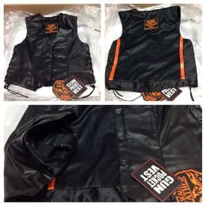 Ladies Leather Motorcycle vests for Sale in Boca Raton, FL