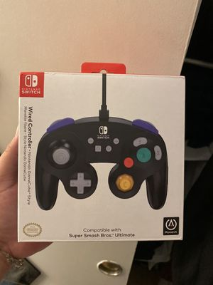 Wired GameCube remote for the switch for Sale in Los Angeles, CA