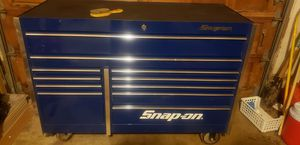 """Snap-on 54"""" tool box WILL DELIVER!!! for Sale in Portland, OR"""