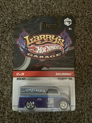 Larry's garage Hot Wheel dairy delivery for Sale in Long Beach, CA