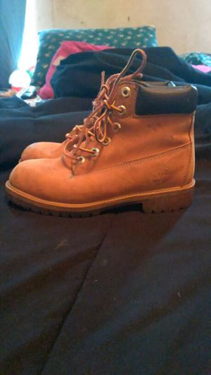Timberland boots size 3.5y selling $20 for Sale in Columbus, OH