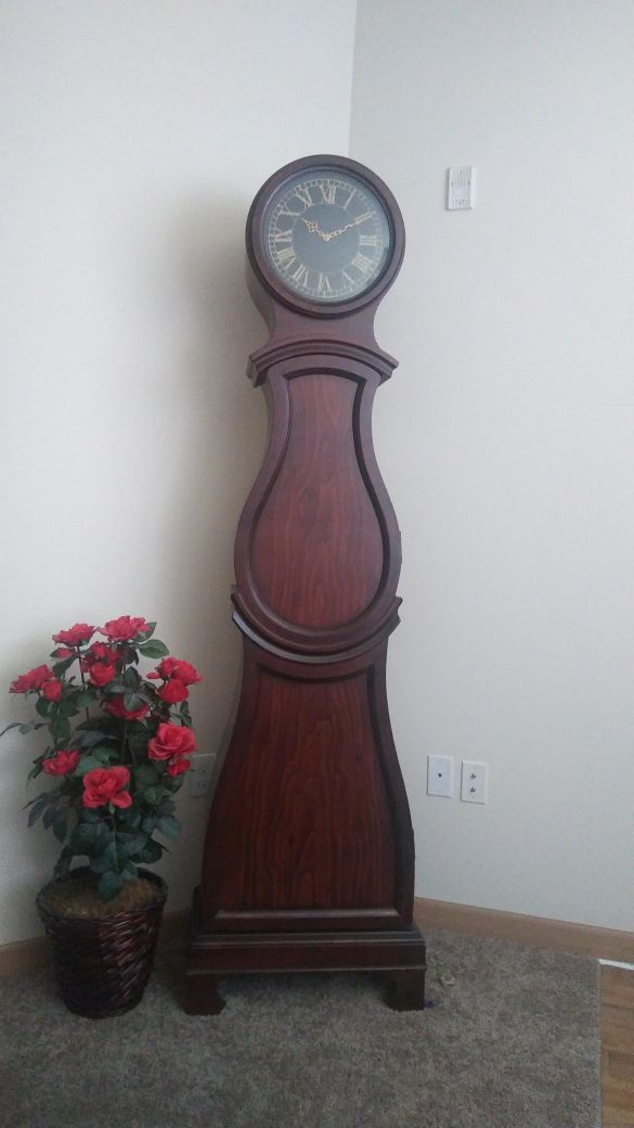 7Ft BOMBAY Grandfather Clock Tower