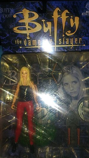 Buffy the Vampire Slayer Action Figure NIB only $60 for Sale in Garland, TX