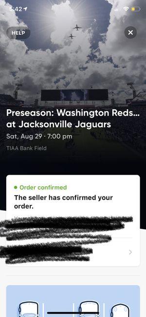 Jacksonville Jaguars Tickets for Sale in Melbourne, FL