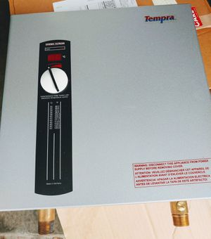 NEW!! Electric tankless water heater for Sale in Pleasanton, CA