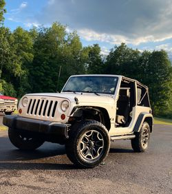 2008 Jeep Wrangler for Sale in Shickshinny,  PA