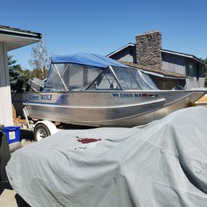 1990 HEWES CRAFT 16' for Sale in Kennewick, WA