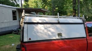 Utylity Camper ,fits on small truck in good shape with key for Sale in Charlotte, NC
