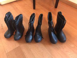Kids rain/snow boots for Sale in Altadena, CA