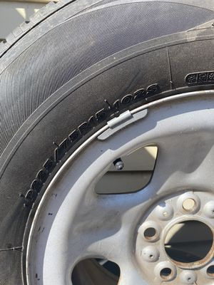 Jeep Cherokee wheels and tires for Sale in National City, CA